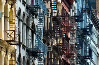 Fireescapes